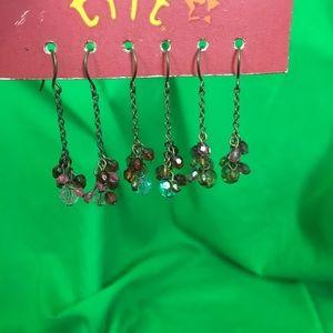 💎 TILT mini chandelier earrings 💎